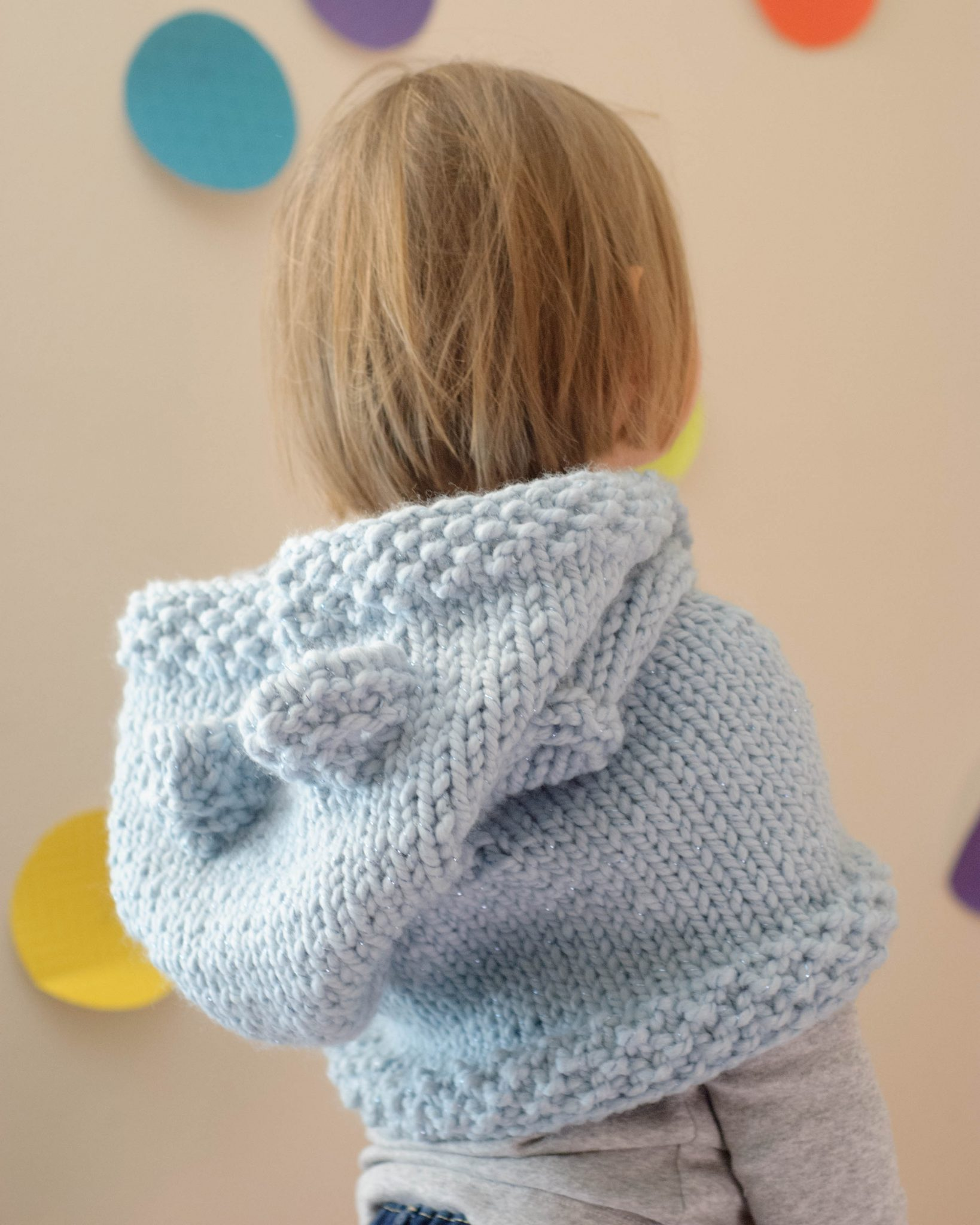 Knitting Pattern Cowl Size 13 : The Asbjorn Hooded Cowl PDF Knitting Pattern   The Eli Monster