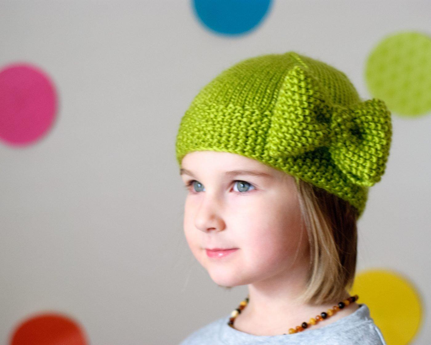 Alskling Bow Hat