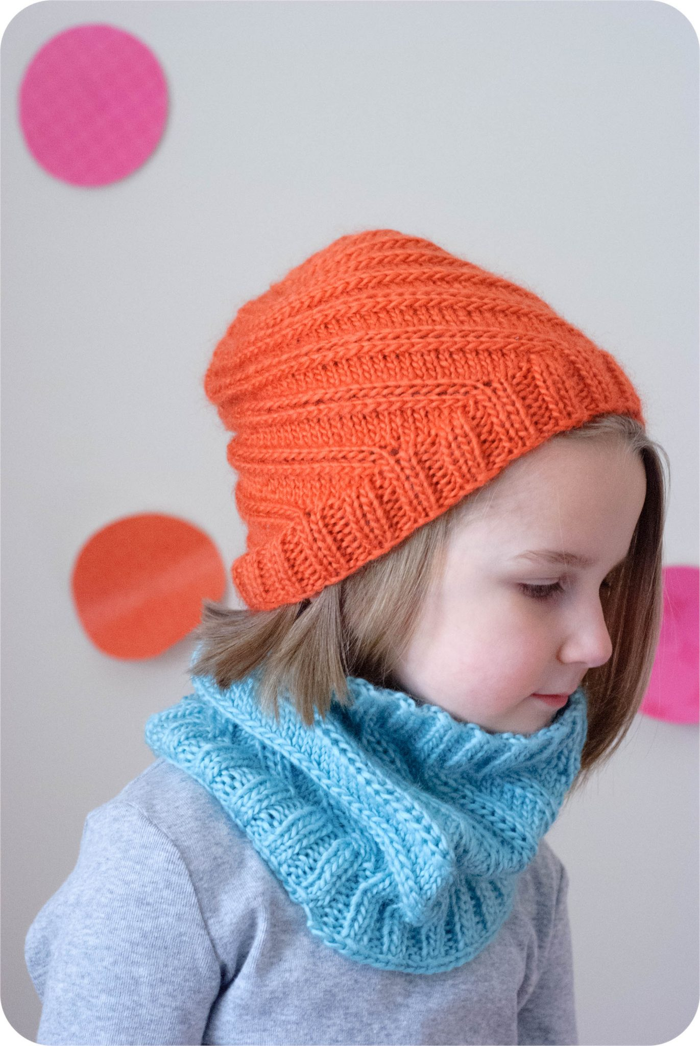 The Graham Twist Hat Pdf Knitting Pattern The Eli Monster