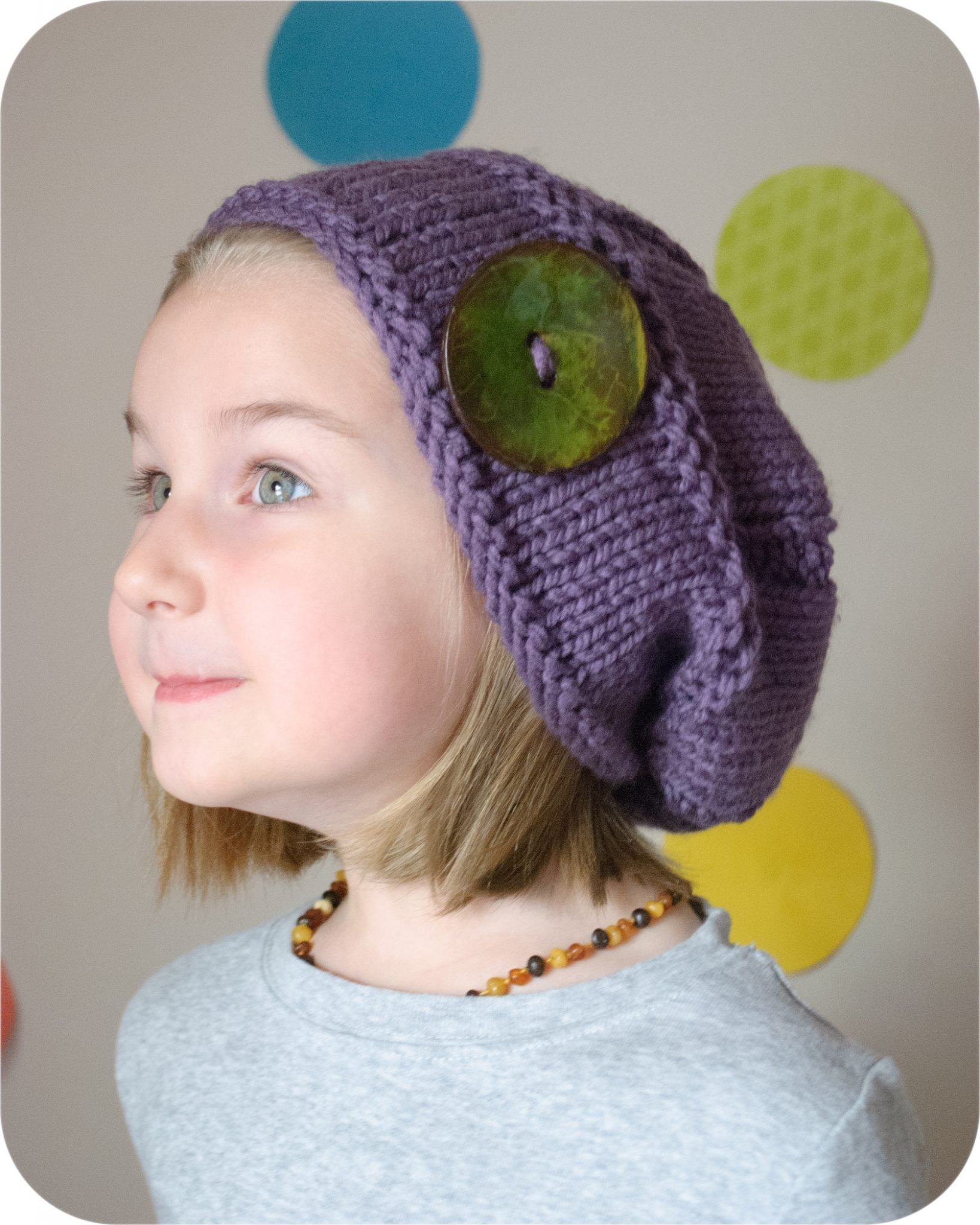 Monster Hat Knitting Pattern : The Bloemblad Hat PDF Knitting Pattern   The Eli Monster