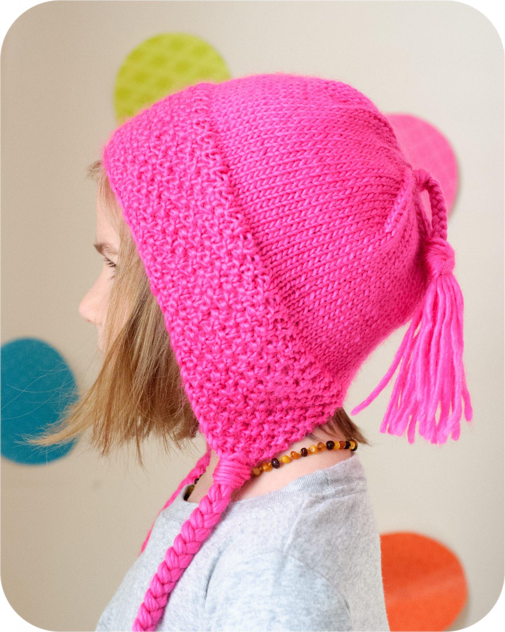 Monster Hat Knitting Pattern : The Sneeuw Hat PDF Knitting Pattern   The Eli Monster