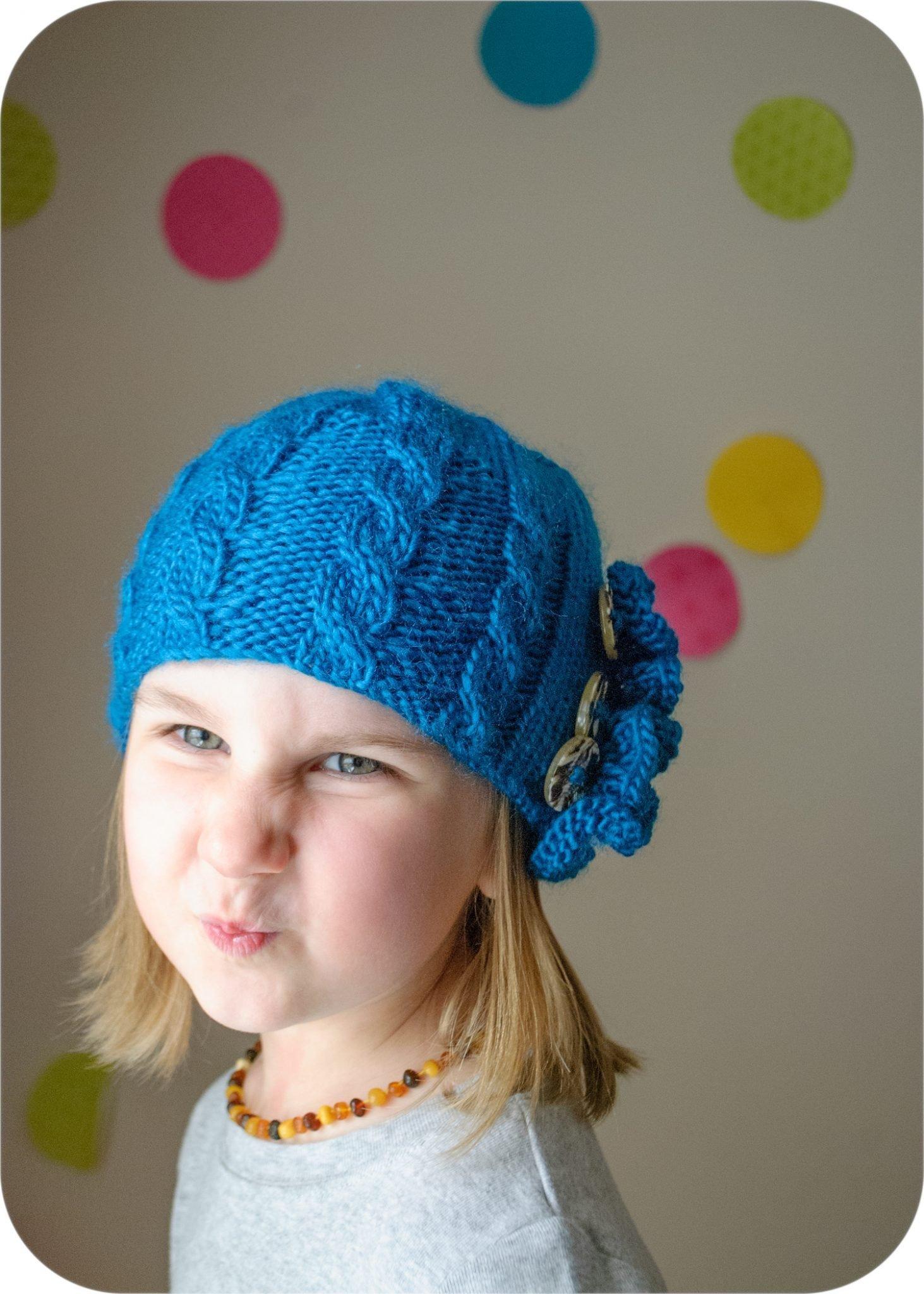 Monster Hat Knitting Pattern : The Meisje Hat PDF Knitting Pattern   The Eli Monster