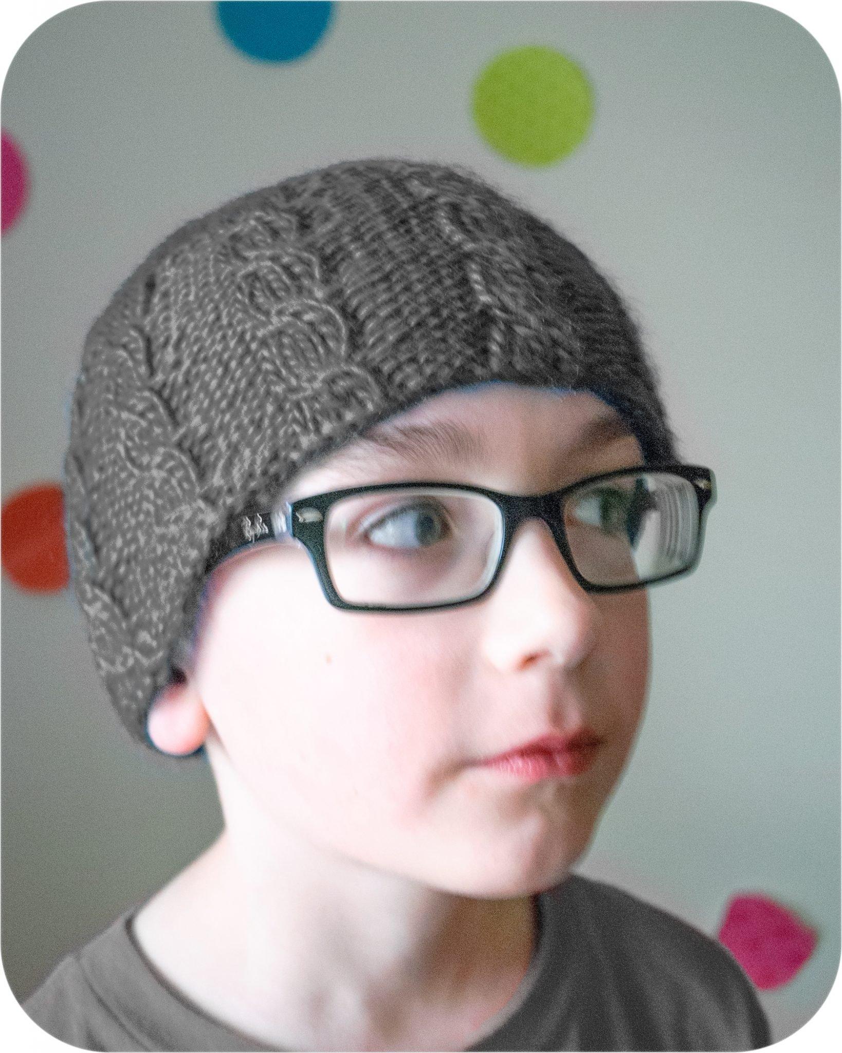 Monster Hat Knitting Pattern : The Jongen Hat PDF Knitting Pattern   The Eli Monster