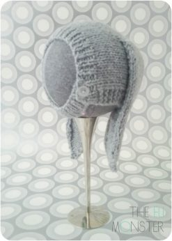 The Hasi Bonnet PDF Knitting Pattern