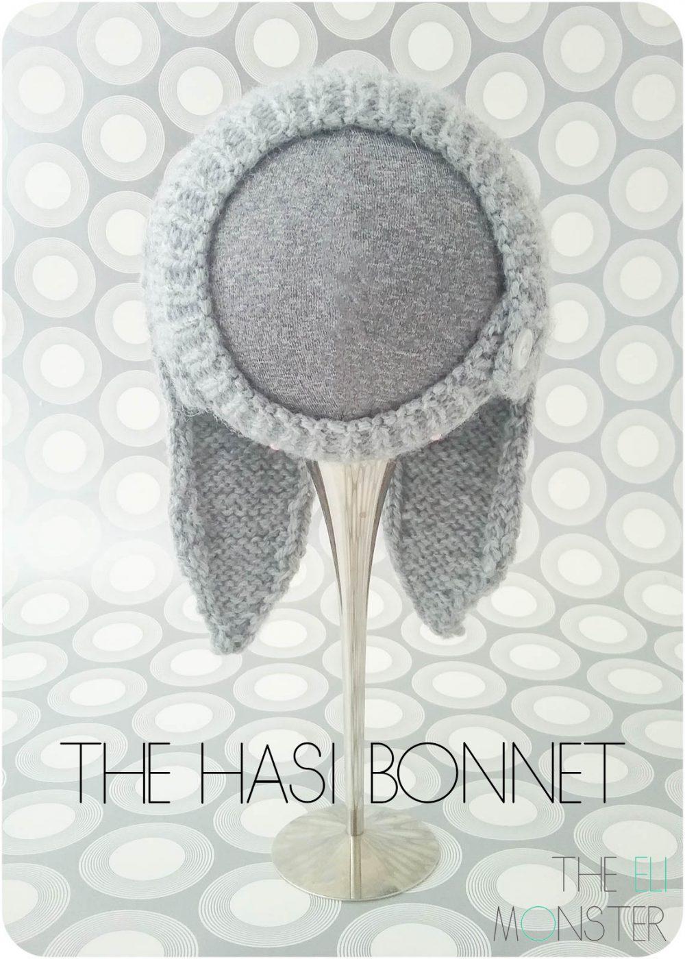 The Hasi Bonnet Front