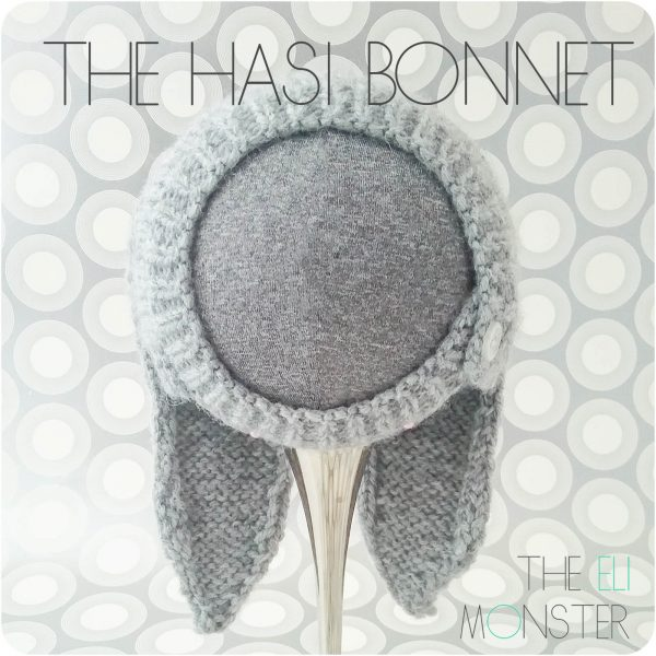 Bunny Bonnet Knitting Pattern