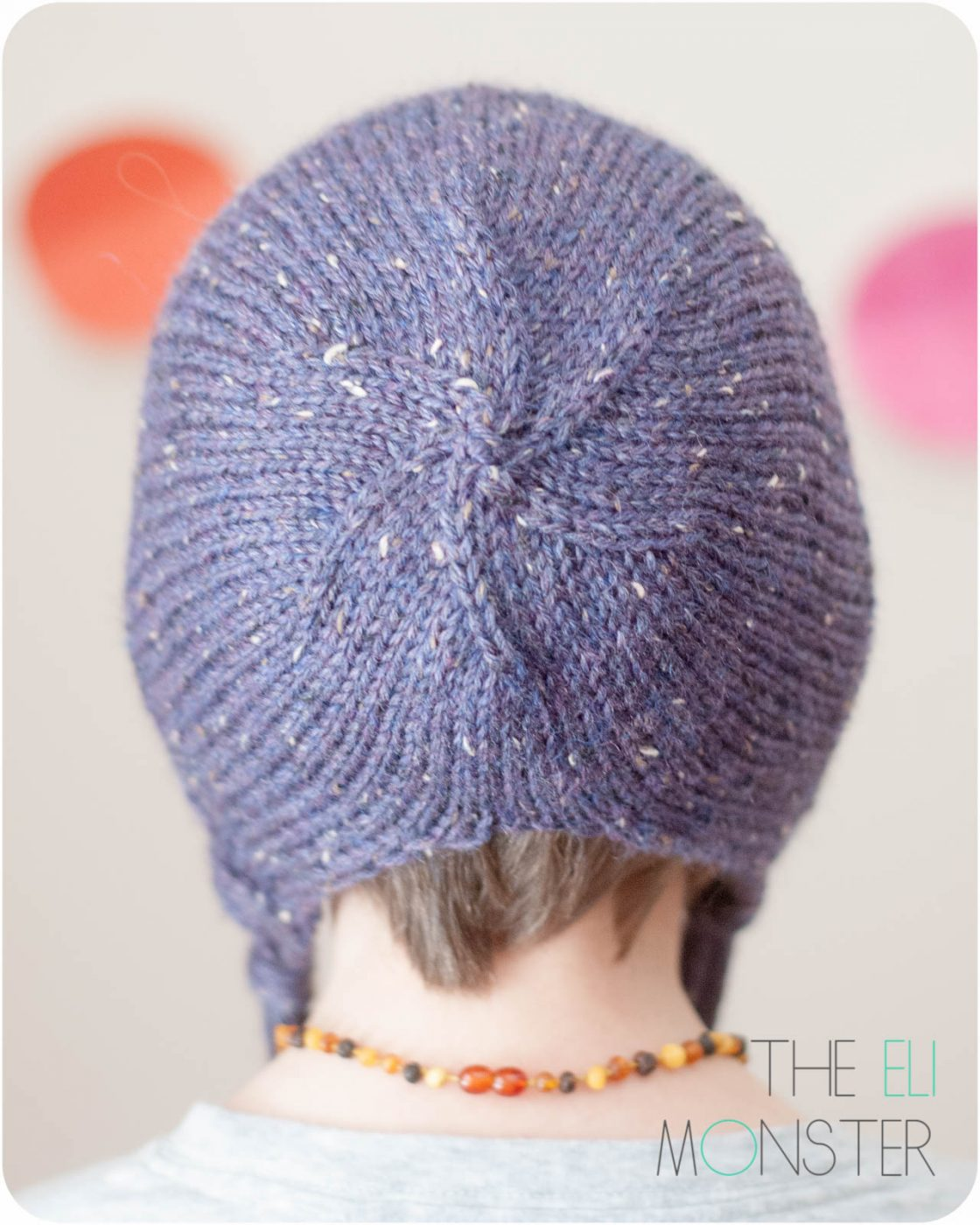 The Flette Bonnet Knitting Pattern for Sizes Baby-Adult 2c13c8c6fd4
