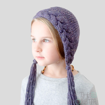 bonnet knitting pattern