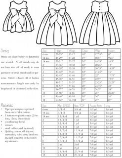The Wunderschon Dress PDF Sewing Pattern