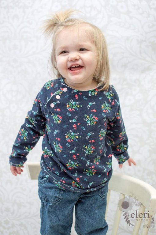 raglan shirt sewing pattern