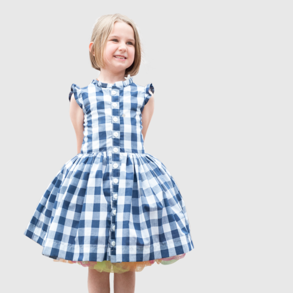 summer dress sewing pattern