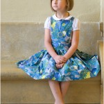 Kinderschurze Dress Sewing Pattern