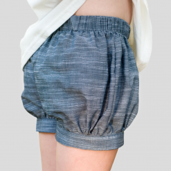 bubble shorts sewing pattern