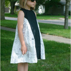 The Dadaisme Dress Sewing Pattern