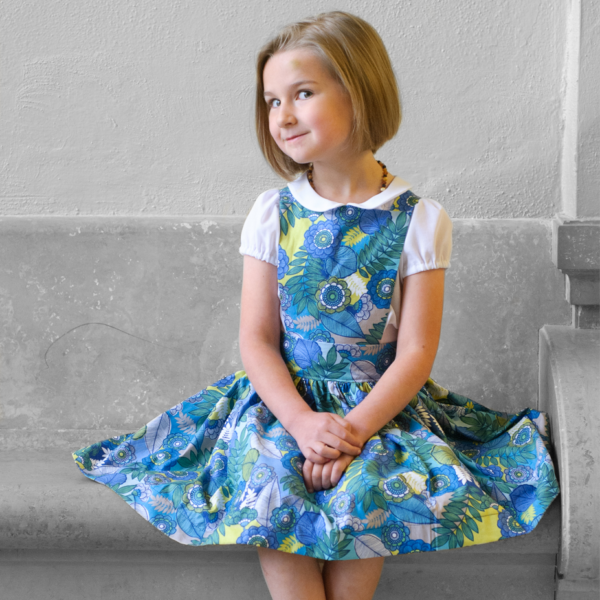 pinafore sewing pattern