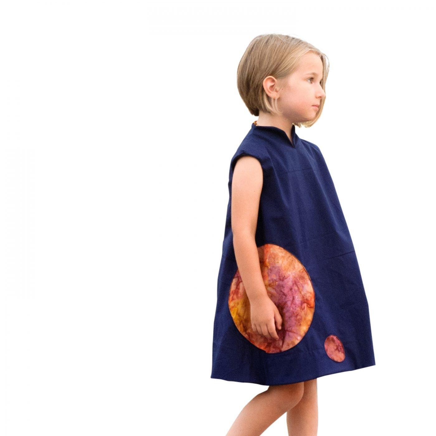 The Kosmos Dress PDF Sewing Pattern