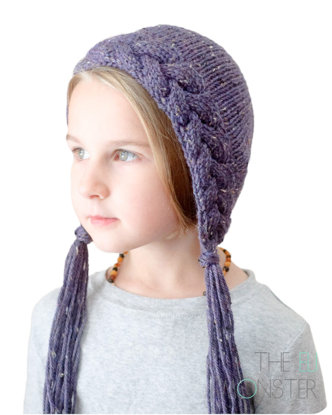 The Flette Bonnet Knitting Pattern