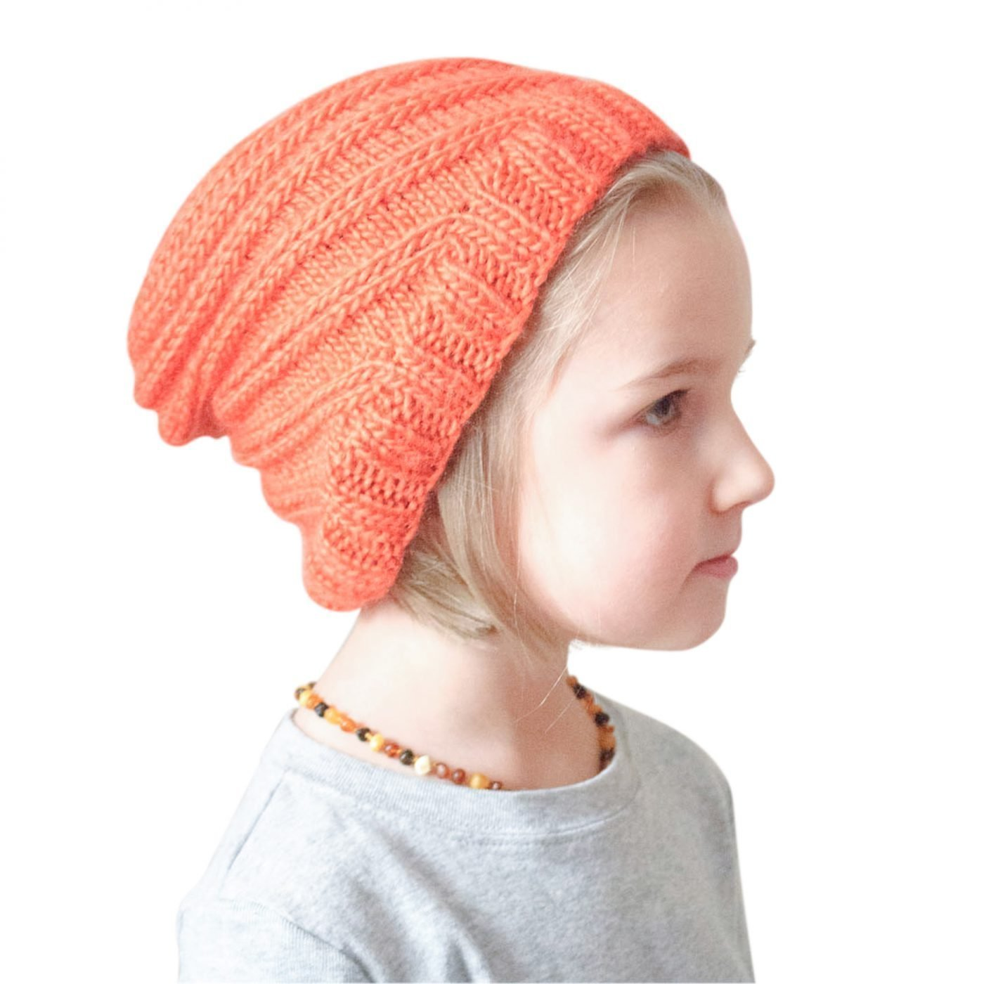 The Graham Hat Knitting Pattern