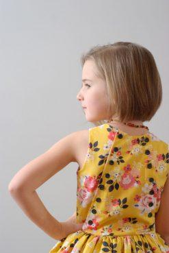 The Latona Dress Sewing Pattern