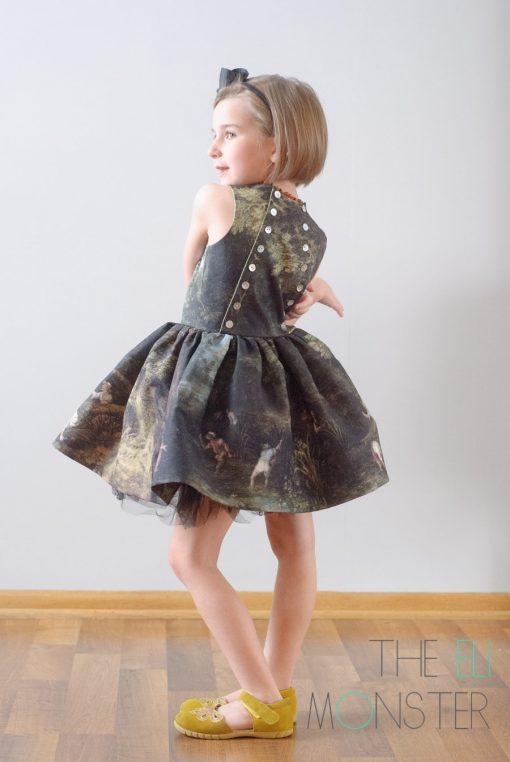 The Latona Dress