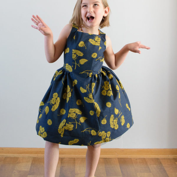 party dress sewing pattern