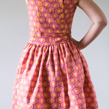 Sewing Pattern The Latona Dress