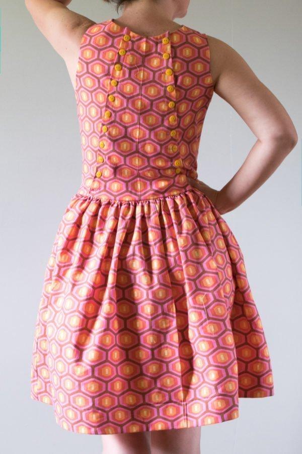 Sewing Pattern The Latona Dress