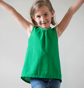 The Bloem Top Sewing Pattern