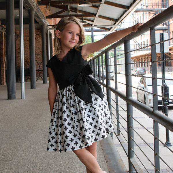 wrap dress sewing pattern