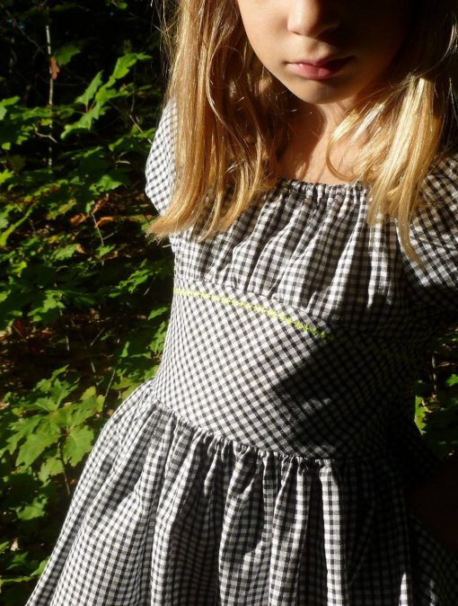 peasant dress sewing pattern