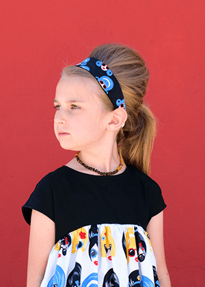 Free Headband Sewing Pattern