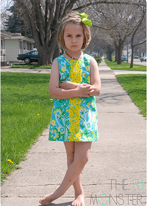 Free Dress Sewing Pattern