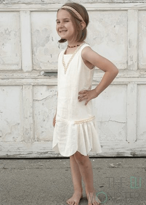 Flapper Dress Tutorial