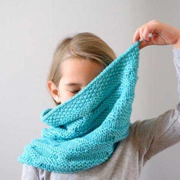 Knitting Patterns-Neck