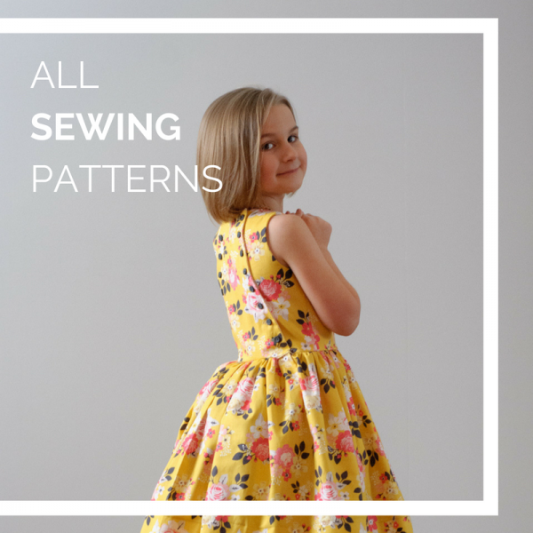 All sewing patterns for girls boys and women