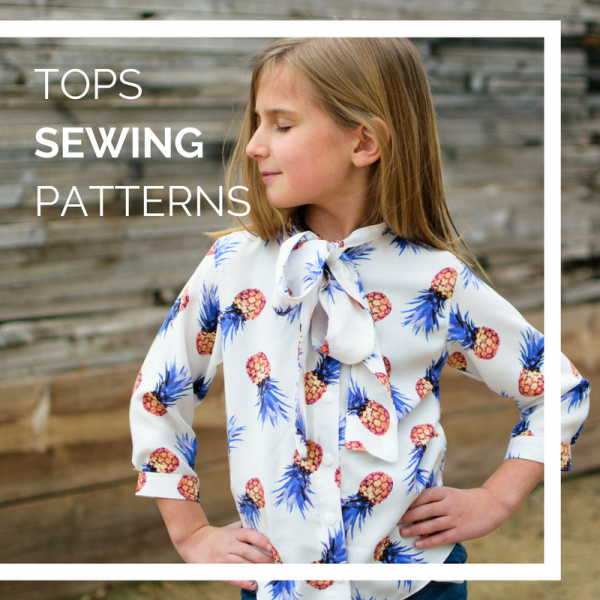 4539d6e07 Sewing Patterns-Tops Archives | The Eli Monster