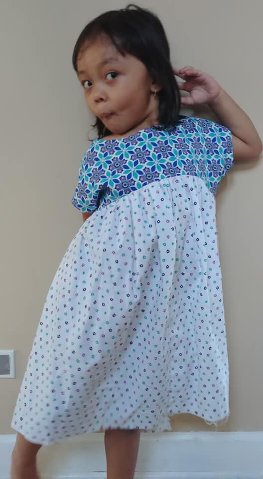 The Nieuw Dress Sewing Pattern