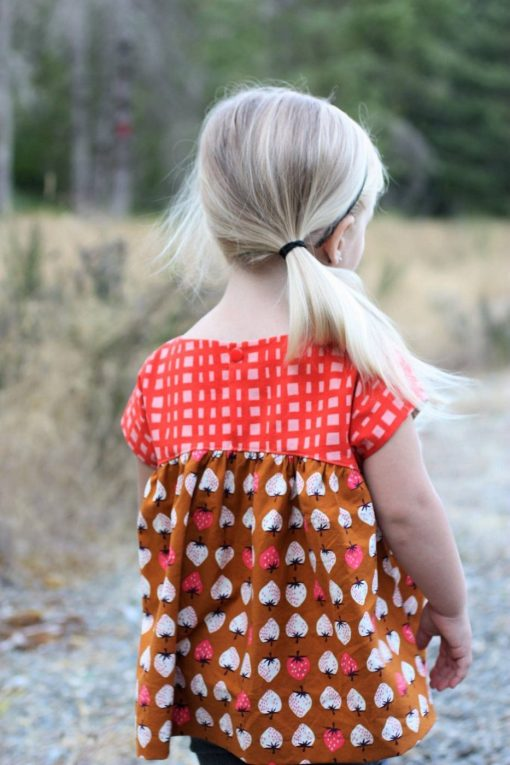 The Nieuw Tunic Sewing Pattern