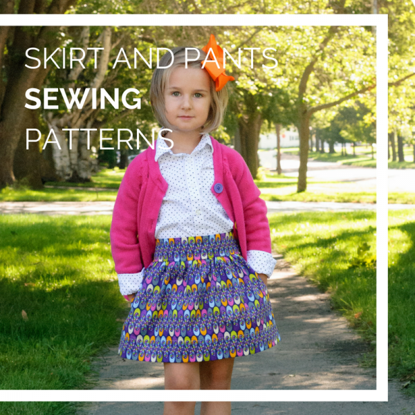sewing patterns for skirts and pants