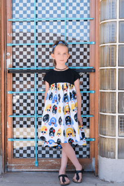 The Niew Dress Sewing Pattern