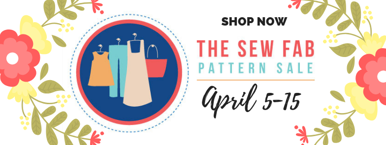 Sew Fab Sewing Pattern Bundle Information