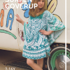 The Surfen Coverup Sewing Pattern Cover