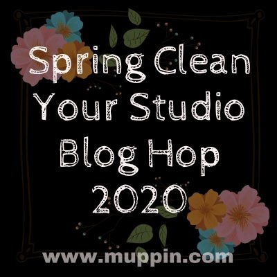 studio spring cleaning logo