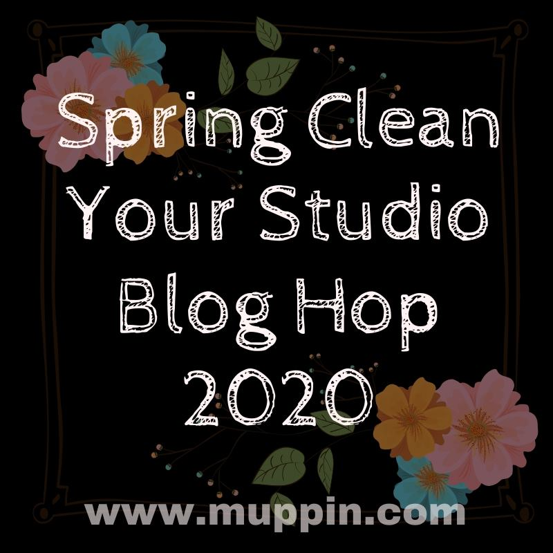 studio spring cleaning logo