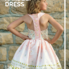 The Aardbei Dress sewing pattern cover