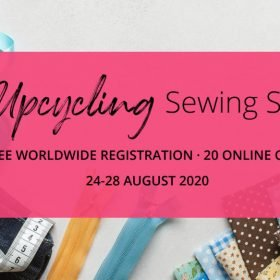 Upcycle Sewing Summit Title Bar